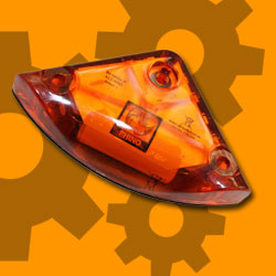 New Tail Lift Safety Warning Lamp