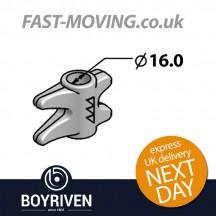 Boyriven 16mm Galvanised Top Cam