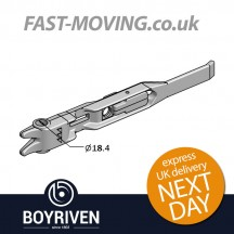 Boyriven 18mm Zinc Handle Only