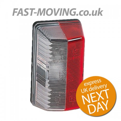 Boyriven 502130 Marker Lamp Red/White