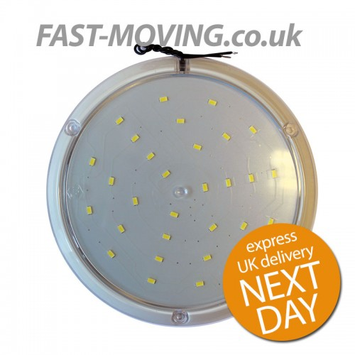 Boyriven 540 400 LED Lamp Round 60 LEDs 14.5w