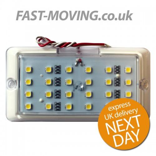 Boyriven 540 402 LED Lamp Rectangular 24 LEDs 4w