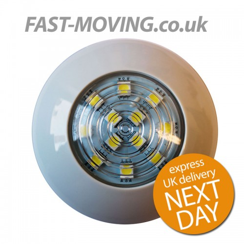 Boyriven 540 404 LED Lamp Round 12 LEDs 2.4w