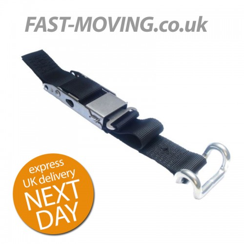 External Curtain Strap With Spring Locking Buckle