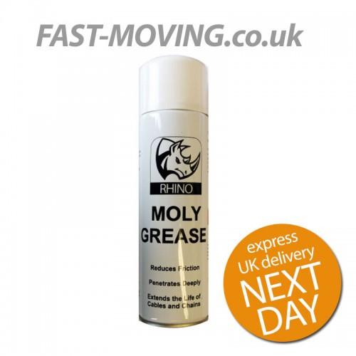 Rhino Moly Spray Lubricant 500ml