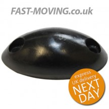 Tailboard / Tail Lift / HGV / Horsebox Rubber Buffer - 'Oval' Mouse Style