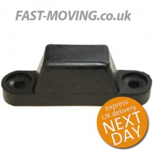 Tailboard / Tail Lift / HGV / Horsebox Rubber Buffer - 'Top Hat' Style