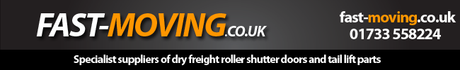 fast-moving tail lift and dry freight roller shutter door parts